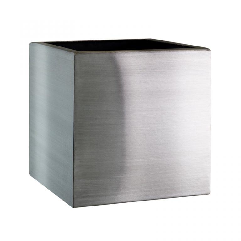 Cube Metal Planter