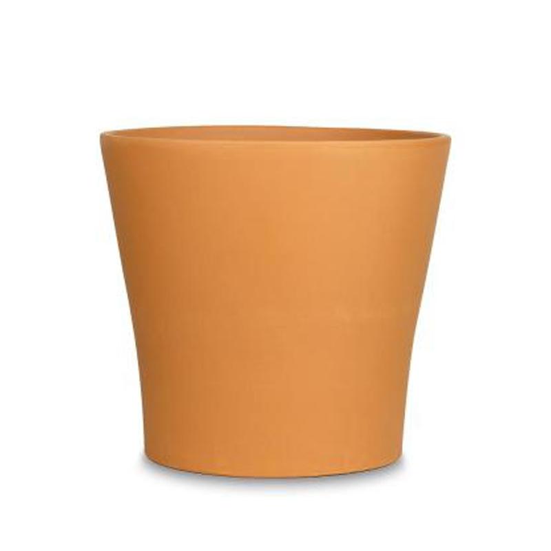 Round Terracotta Pot